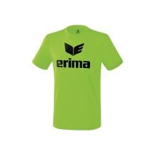 Erima Tshirt Promo 2019 grün/schwarz Herren