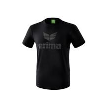 Erima Tshirt Essential 2019 schwarz/grau Herren