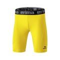 Erima Short Tights Elemental gelb Herren