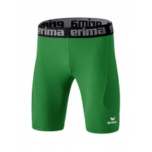 Erima Short Tights Elemental grün Herren