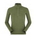 Eider Langarmshirt Montana 1/2 Zip grün Herren
