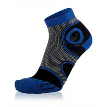EightSox Laufsocke Advanced Short blau Herren