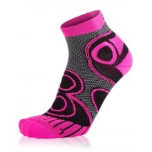 EightSox Laufsocke Ambition Short pink Damen