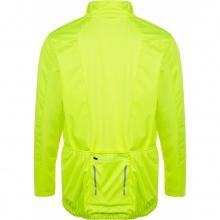 Endurance Fahrrad-Regenjacke Cluson Membrane (wasserdicht) neongelb Herren