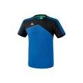 Erima Tshirt Premium One 2.0 2018 royal/schwarz/weiss Herren