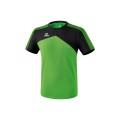 Erima Tshirt Premium One 2.0 2018 grün/schwarz/weiss Herren
