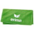 Erima Handtuch Logo Klein grün/weiss 100x50cm