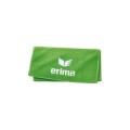 Erima Duschtuch Logo Klein grün/weiss 140x70cm