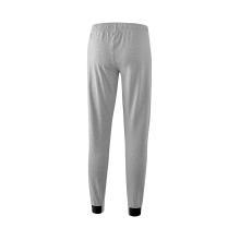 Erima Freizeithose Essential - Baumwolle - Sweat grau Damen