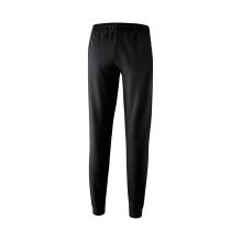 Erima Freizeithose Essential - Baumwolle - Sweat schwarz Damen