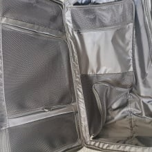Erima Travelbag Medium grau melange