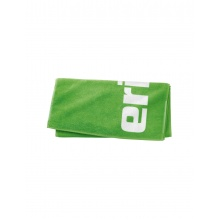 Erima Duschtuch Jacquard Schriftzug grün/weiss 140x70cm