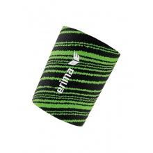 Erima Schweissband grün/schwarz 2er