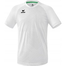 Erima Sport-Tshirt Trikot Madrid weiss Jungen