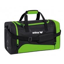 Erima Sporttasche Club 1900 2.0 (Größe L) schwarz/grün