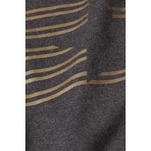 Esprit Sweatshirt Graphic Glanz Print dunkelgrau Damen