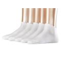 Esprit Socks Sneaker Uni weiss 5er Damen