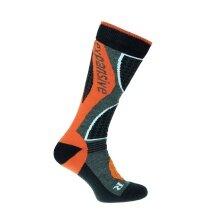 Expansive Snowboardsocke schwarz/orange 1er