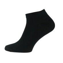 Expansive Sportsocke Sneaker schwarz 1er