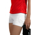 Lotto Shorty/Innenhose weiss Damen