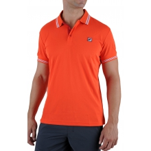 Fila Polo Piro orange Herren