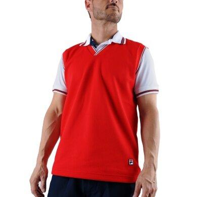 Fila Tennis-Pullunder Paul rot Herren