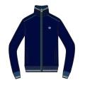 Fila Jacket Jon navy/grün Herren