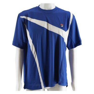 Fila Tshirt Tour Crew blau Herren
