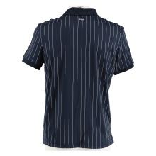 Fila Polo Stripes navy/weiss/rot Herren