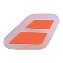 Babolat Schwingungsdämpfer Flag Damp orange 1er