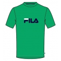 Fila Tshirt Logo grün/navy Herren