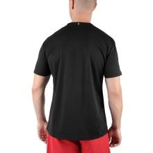 Fila Tshirt Logo Small schwarz Herren