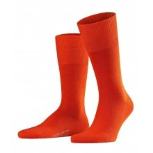 Falke Tagessocke Airport orange 1er