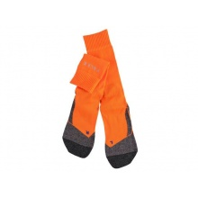 Falke Trekkingsocke TK2 Cool orange Herren 1er