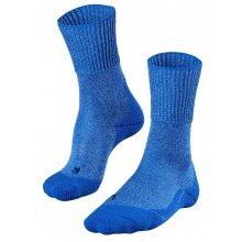 Falke Trekkingsocke TK1 Wool blau 1er Damen