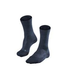 Falke Trekkingsocke TK2 Wool jeansblau 1er Herren