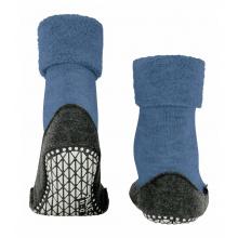 Falke Hausschuhe Cosyshoe (weiche Merinowolle) dustyblau Damen/Herren