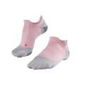 Falke Tagessocke RU5 Invisible Fuesslinge Damen pink/grau 1er