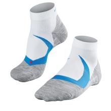 Falke RU4 Cool Short Socken weiss/blau Herren 1er