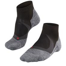 Falke RU4 Cool Short Socken schwarz/grau Herren 1er
