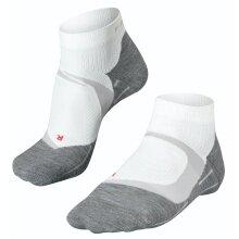 Falke Laufsocke RU4 Cool Short weiss/grau Damen - 1 Paar