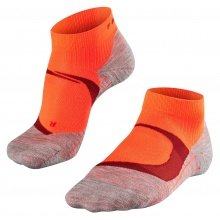 Falke Laufsocke RU4 Cool Short orange/rot Damen 1er