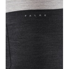 Falke 3/4 Tight Wool Tech schwarz Herren
