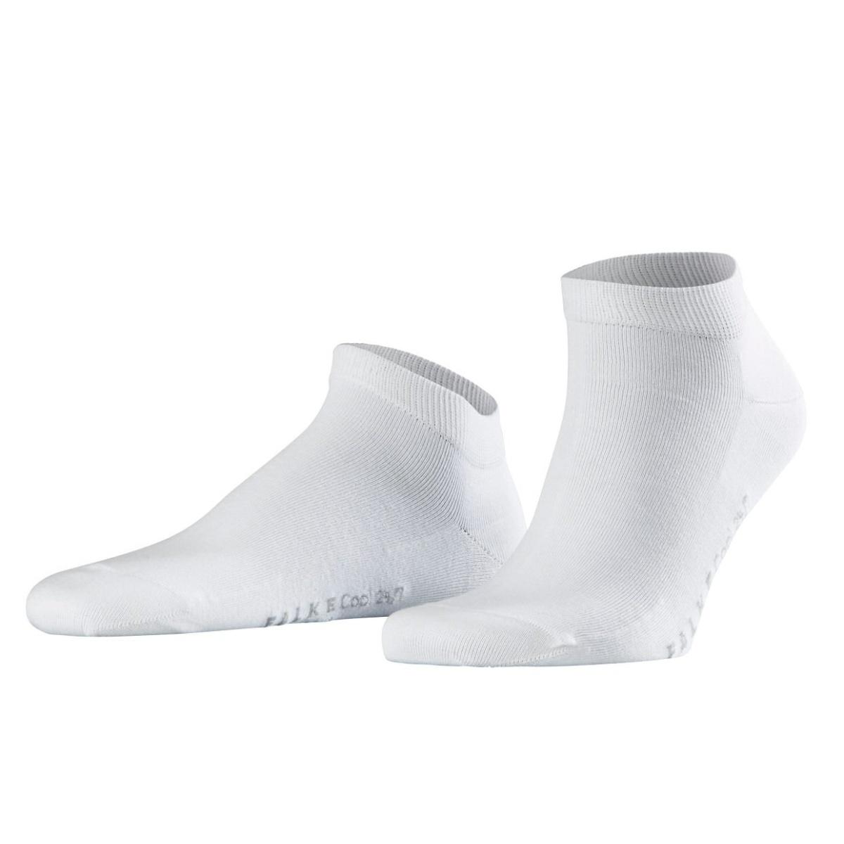 Falke Tagessocke Cool 247 Sneaker weiss 1er Herren