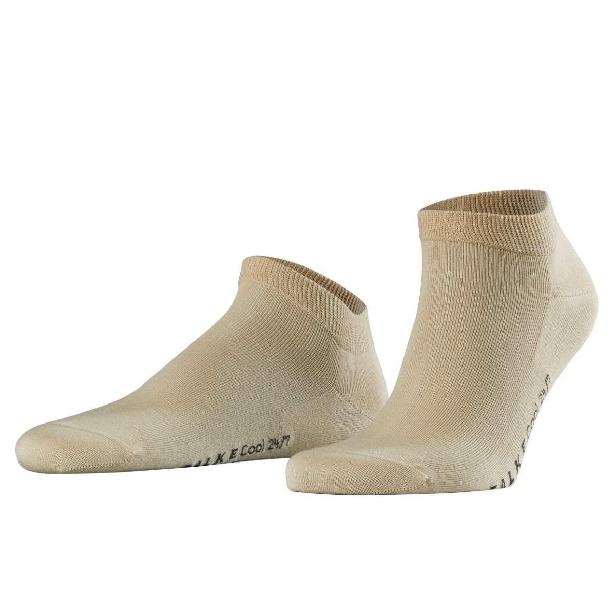 Falke Tagessocke Cool 247 Sneaker sand 1er Herren