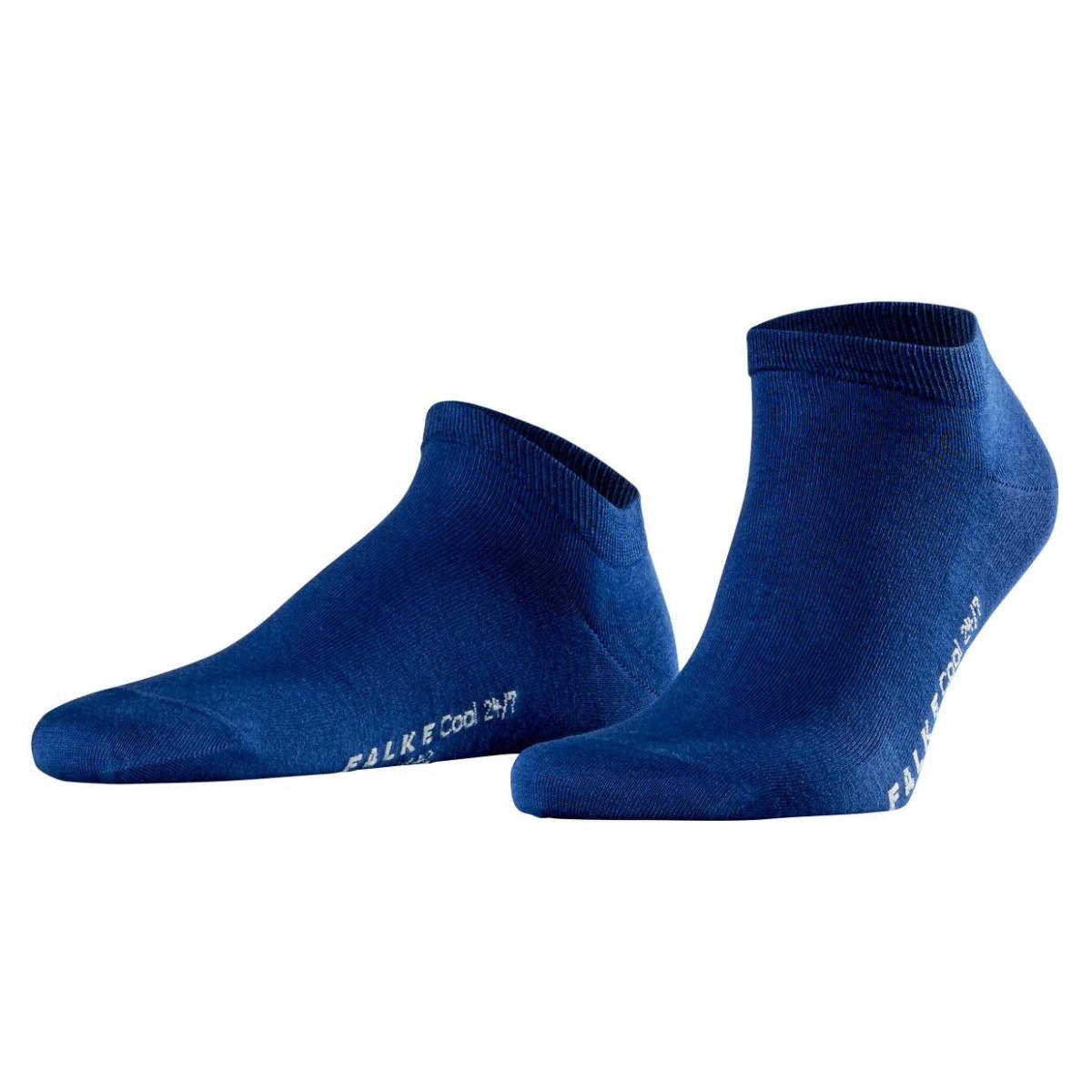 Falke Tagessocke Cool 247 Sneaker dunkelblau Herren 1er