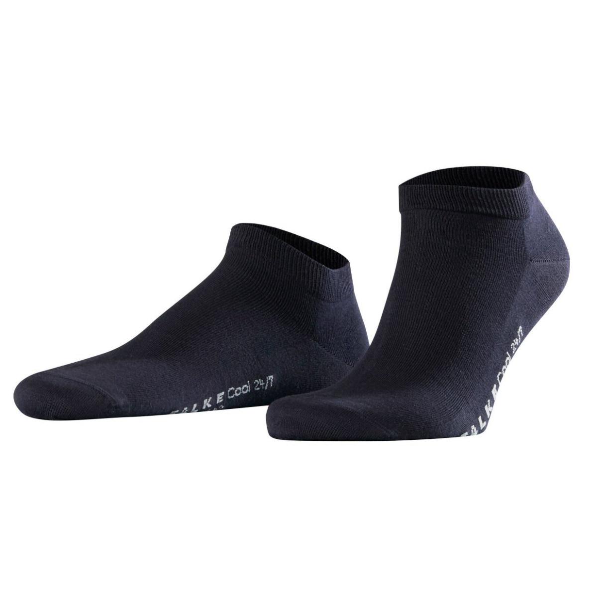 Falke Tagessocke Cool 247 Sneaker dunkel navy Herren 1er
