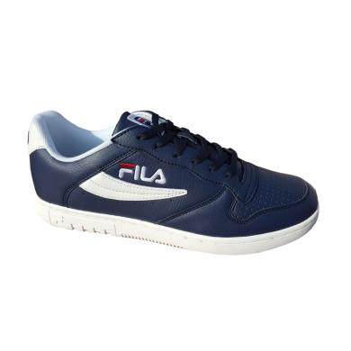 Fila FX 100 Low navy Sneaker Herren