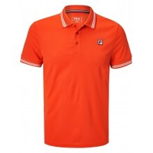 Fila Polo Piro orange Herren
