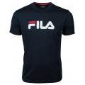 Fila Tennis-Tshirt Logo navy/weiss Herren